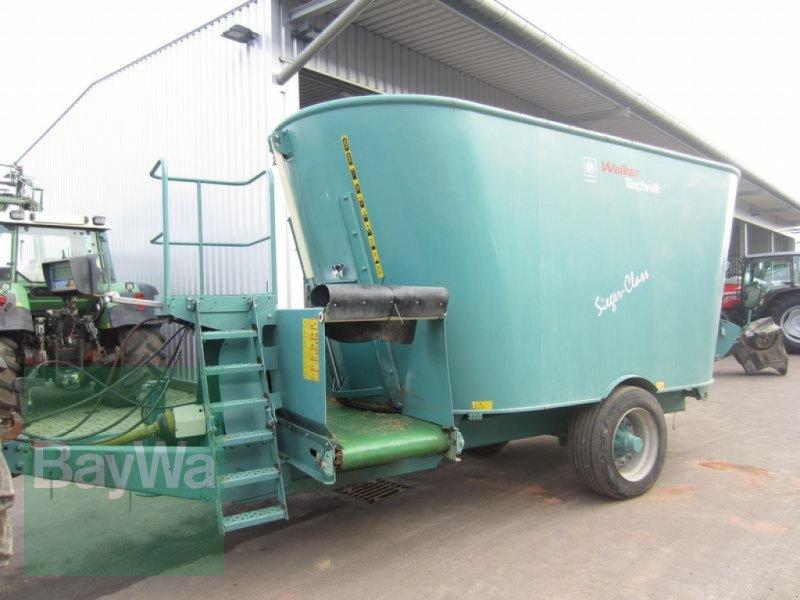 Futtermischwagen des Typs Walker SIEGER-CLASS 20M³, Gebrauchtmaschine in Großweitzschen  (Bild 1)