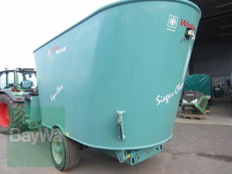 Futtermischwagen des Typs Walker SIEGER-CLASS 20M³, Gebrauchtmaschine in Großweitzschen  (Bild 4)