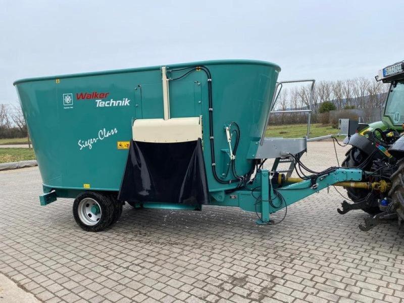 Futtermischwagen типа Walker Twin Eco 16m³, Gebrauchtmaschine в Ladenburg (Фотография 1)