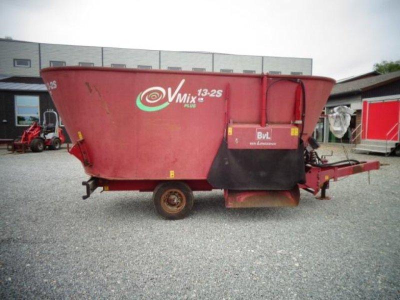 Futterverteilwagen des Typs BVL V-MIX 13 Klar til levering., Gebrauchtmaschine in Gram (Bild 1)