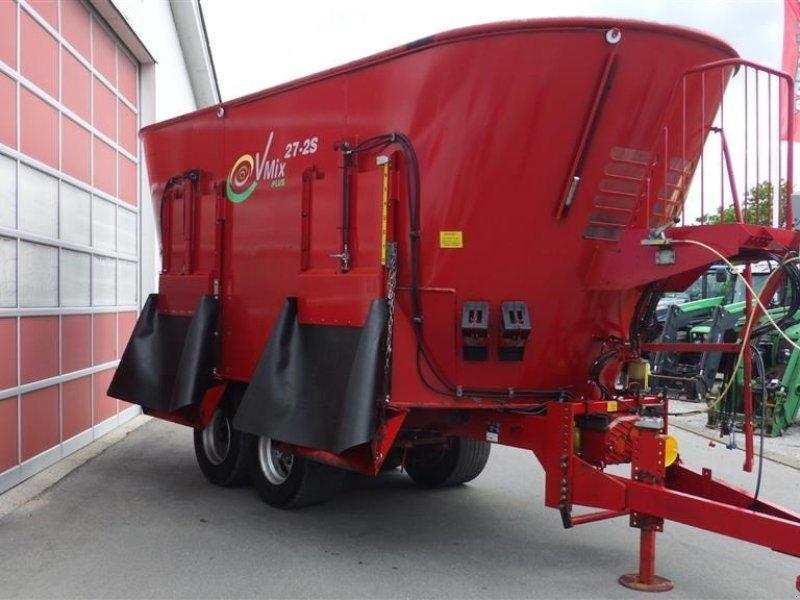 Futterverteilwagen типа BVL V-MIX 27, Gebrauchtmaschine в Hobro (Фотография 1)