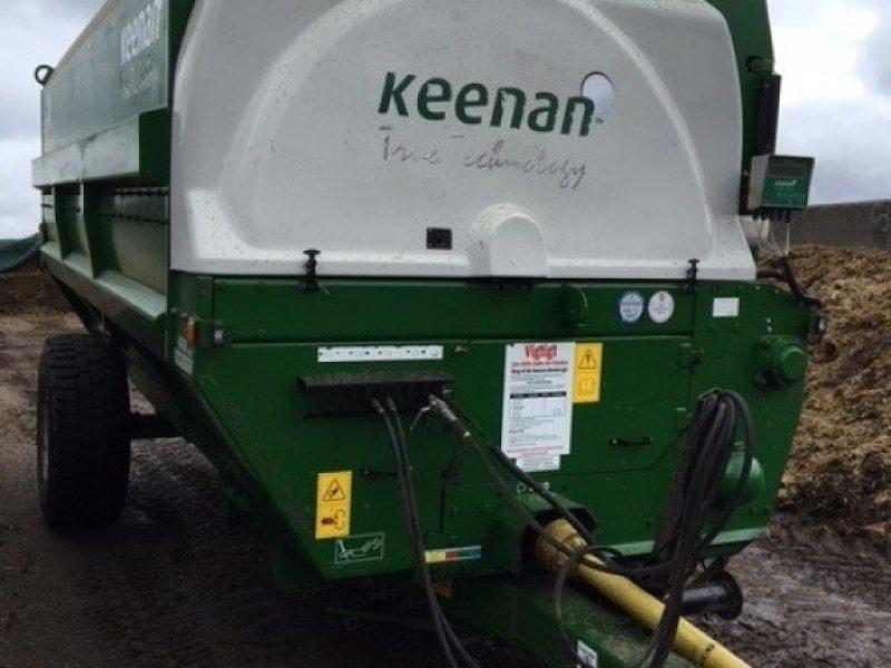 Futterverteilwagen typu Keenan Mech Fiber 360, Gebrauchtmaschine v Outrup (Obrázok 1)