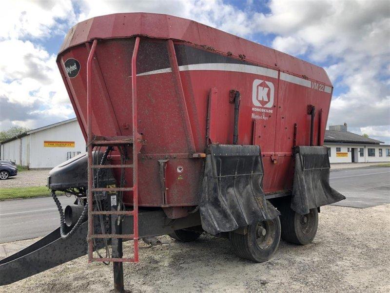 Futterverteilwagen типа Kongskilde VM 22, Gebrauchtmaschine в Farsø (Фотография 1)