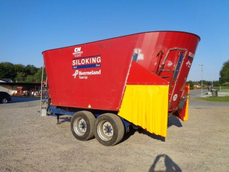 Futterverteilwagen типа Kverneland KDM 24 D Reborn-Klar til levering., Gebrauchtmaschine в Gram (Фотография 3)