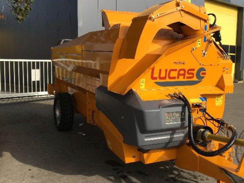 Futterverteilwagen des Typs Lucas Castor 80R, Gebrauchtmaschine in Noerdange (Bild 1)