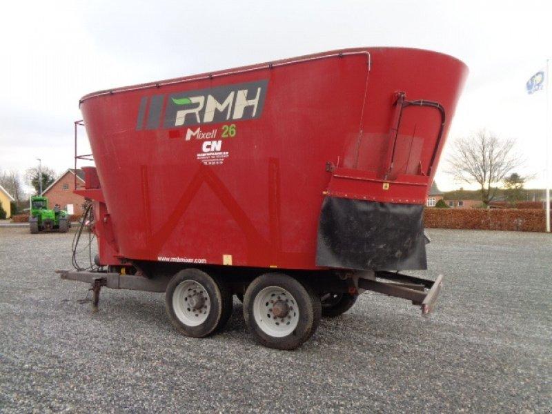 Futterverteilwagen typu RMH Mixell 26 Kontakt Tom Hollænder 20301365, Gebrauchtmaschine w Gram (Zdjęcie 1)