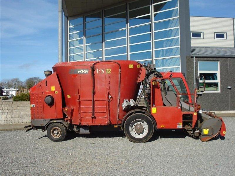 Futterverteilwagen typu RMH VS 12 Kontakt Tom Hollænder 20301365, Gebrauchtmaschine w Gram (Zdjęcie 1)
