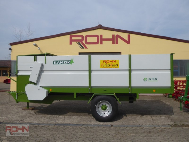 Futterverteilwagen типа Rohn Futterprofi Maxi, Neumaschine в Insingen (Фотография 1)