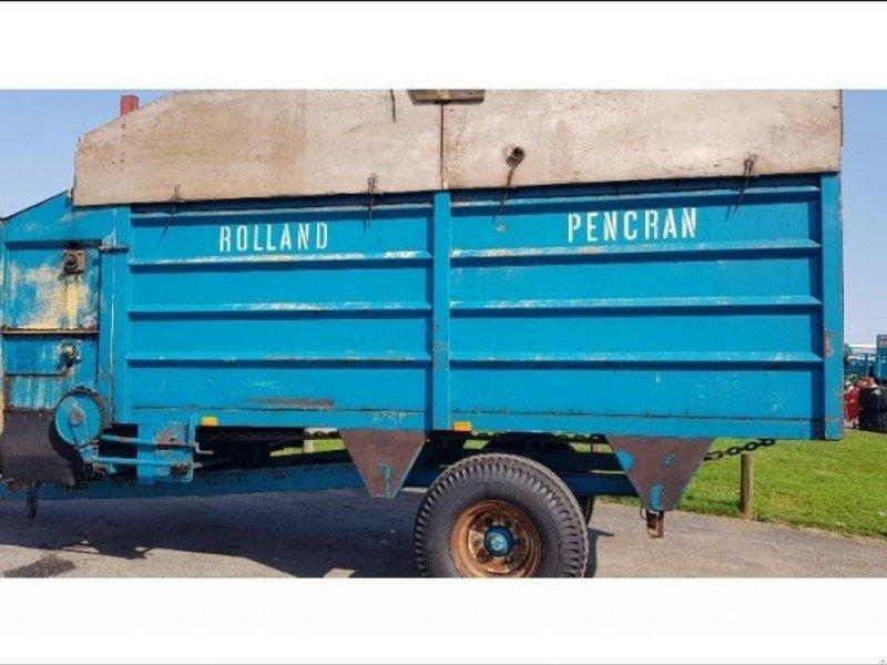 Futterverteilwagen типа Rolland DAV 10, Gebrauchtmaschine в Pencran (Фотография 1)