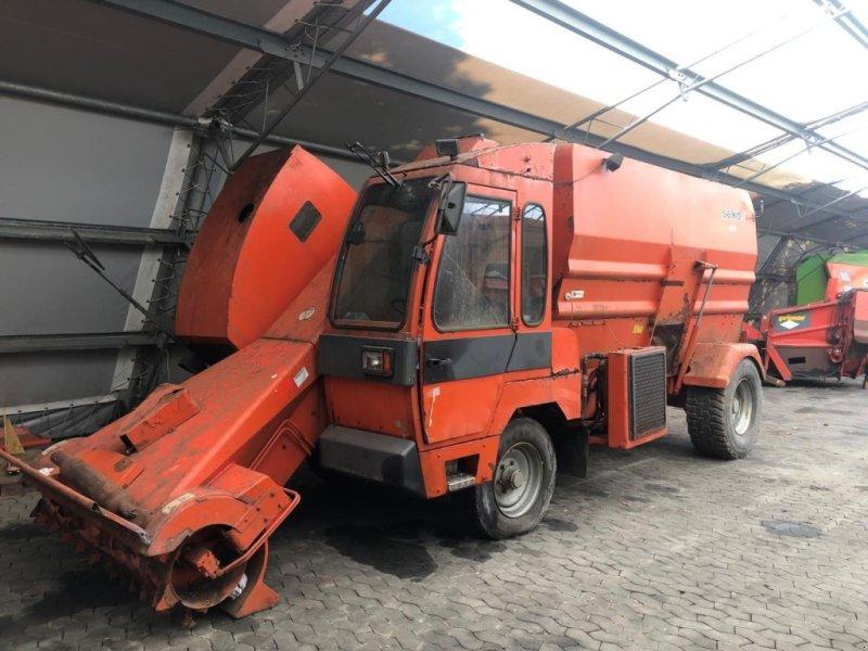 Futterverteilwagen des Typs Seko SELF, Gebrauchtmaschine in Rødding (Bild 1)