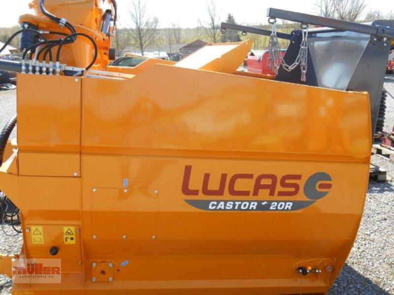 Futterverteilwagen типа Sonstige Lucas Castor + 20 RUC, Gebrauchtmaschine в Holzhausen (Фотография 2)