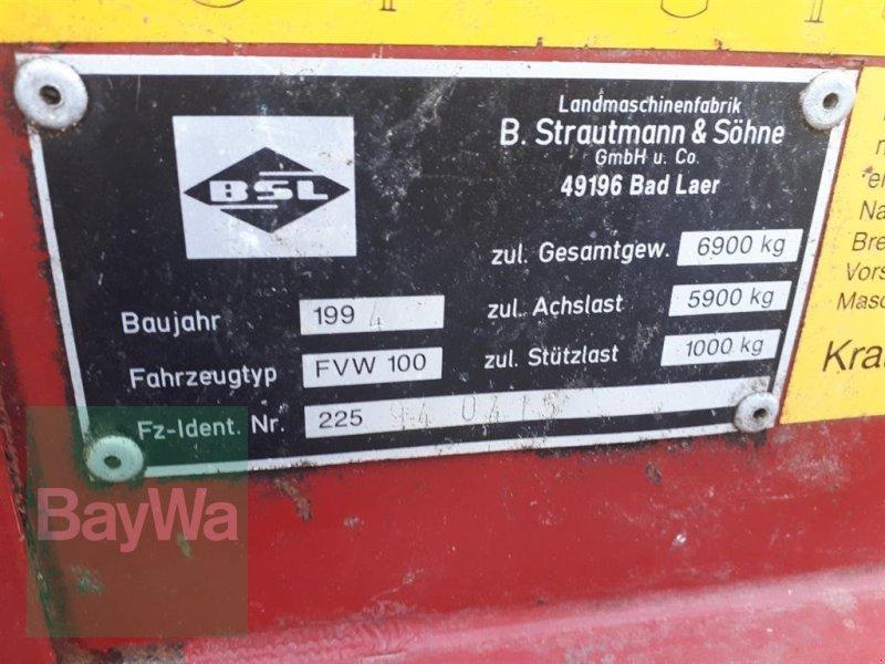 Futterverteilwagen des Typs Strautmann FVW 100, Gebrauchtmaschine in Kisslegg (Bild 9)
