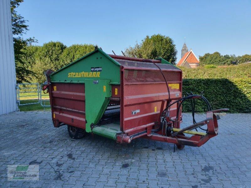 Futterverteilwagen типа Strautmann UBVW, Gebrauchtmaschine в Rhede / Brual (Фотография 1)