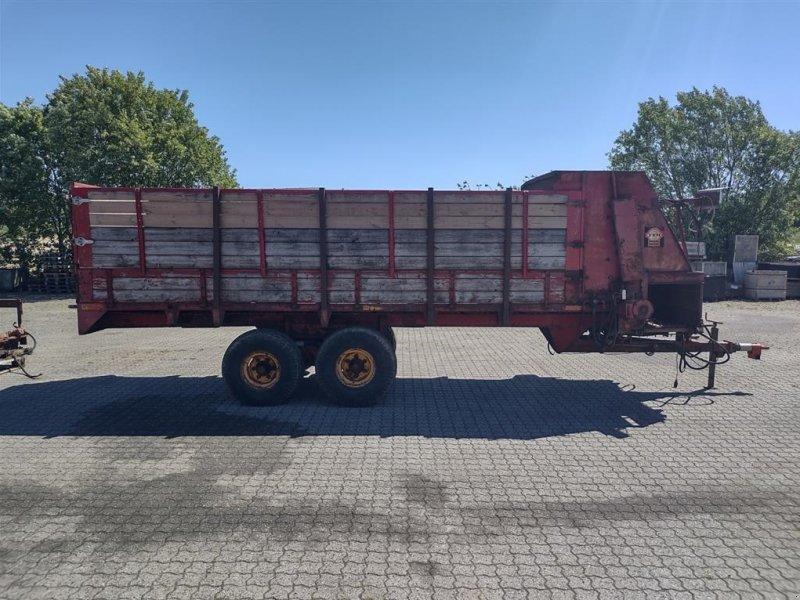 Futterverteilwagen типа Tim Aflæsservogn 7t Med fodervogns kit, Gebrauchtmaschine в Randers Sv (Фотография 1)