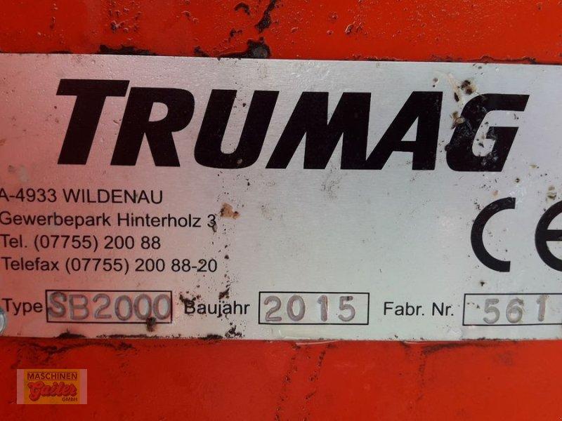 Futterverteilwagen типа Trumag Silobull 2000 RB, Gebrauchtmaschine в Kötschach (Фотография 4)