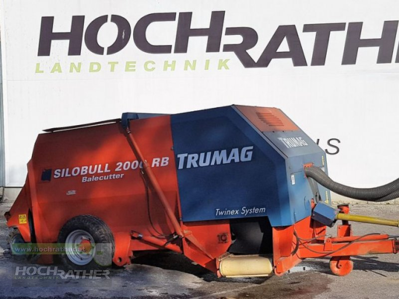 Futterverteilwagen типа Trumag Silobull 2000RB, Gebrauchtmaschine в Kronstorf (Фотография 1)