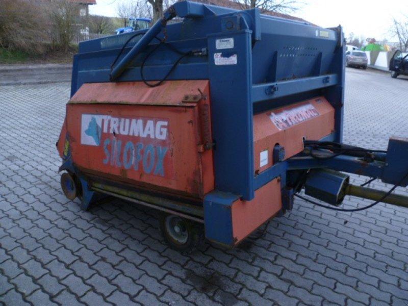 Futterverteilwagen des Typs Trumag Silofox, Gebrauchtmaschine in Ebersberg (Bild 1)