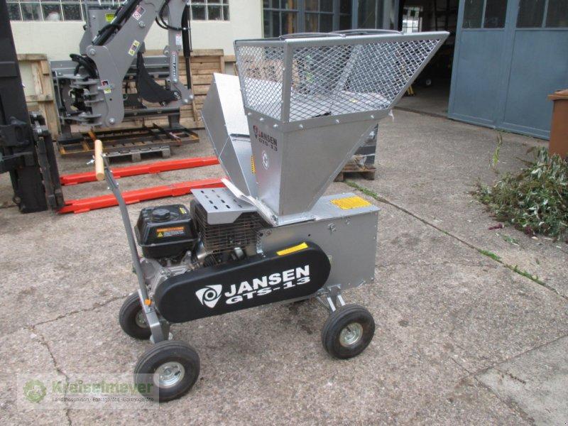 Gartenhäcksler a típus Jansen GTS-13 Vorführgerät, Neumaschine ekkor: Feuchtwangen (Kép 1)