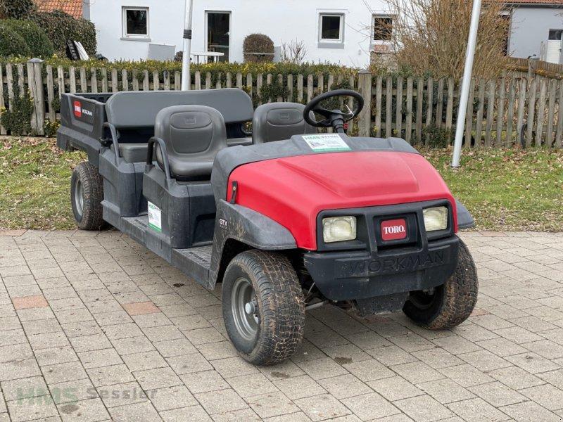 Gator des Typs Toro Workman GTX Elektrisch Transportfahrzeug 4 Sitzer, Gebrauchtmaschine in Weidenbach (Bild 1)