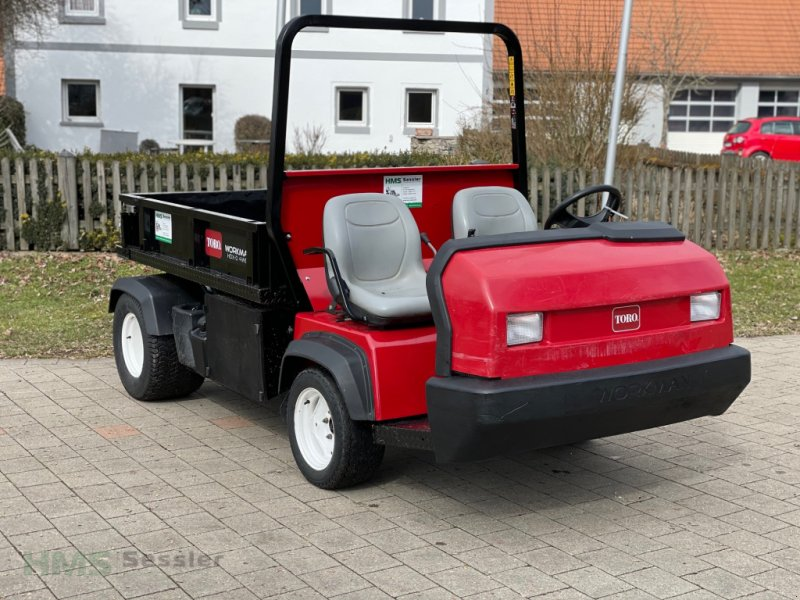 Gator des Typs Toro Workman HDX 4 WD Transportfahrzeug, Gebrauchtmaschine in Weidenbach (Bild 1)