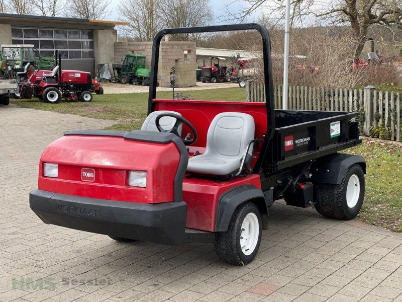 Gator des Typs Toro Workman HDX 4WD Transportfahrzeug, Gebrauchtmaschine in Weidenbach (Bild 1)