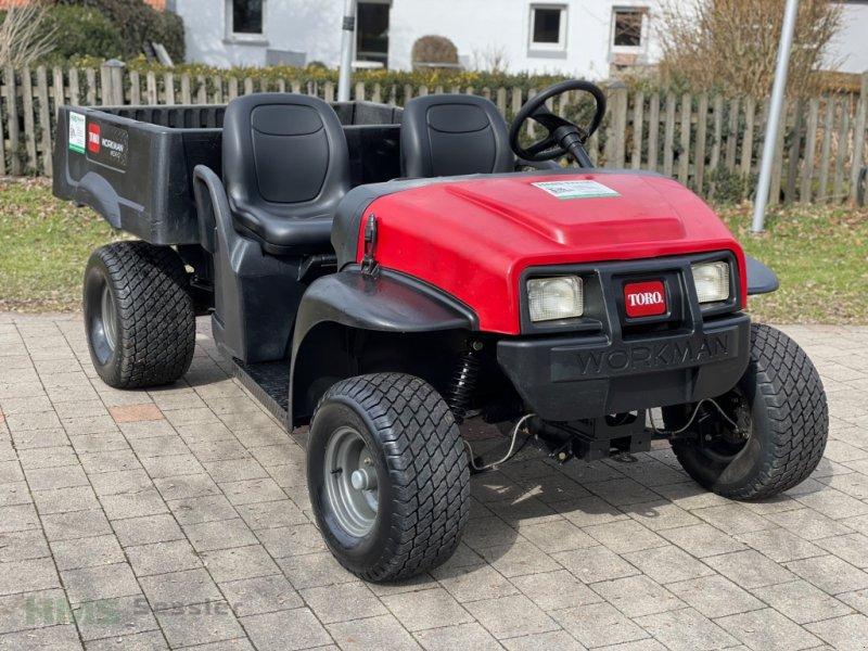 Gator des Typs Toro Workman MDX Diesel Transportfahrzeug, Gebrauchtmaschine in Weidenbach (Bild 1)