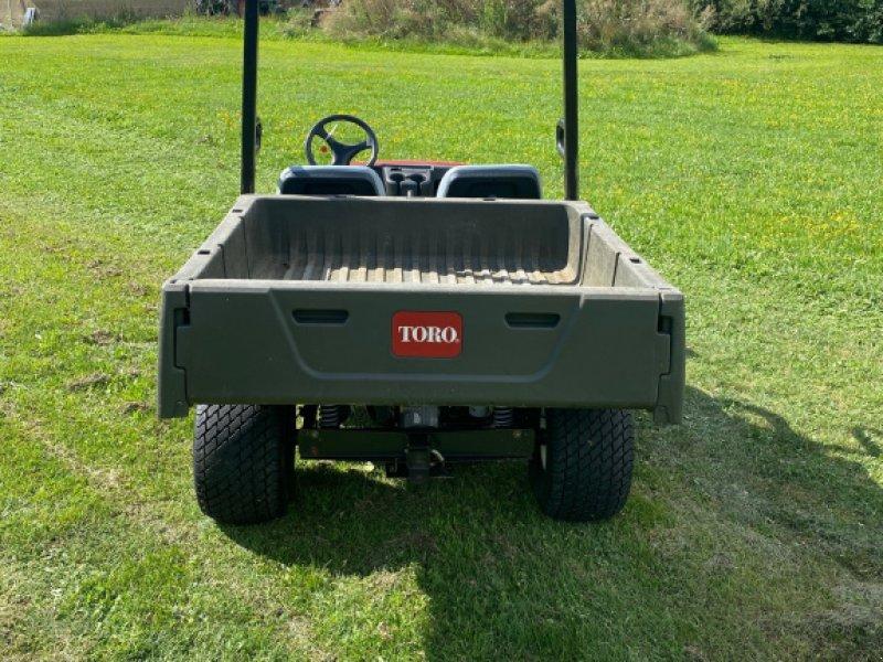Gator des Typs Toro Workman MDX, Gebrauchtmaschine in Weidenbach (Bild 8)