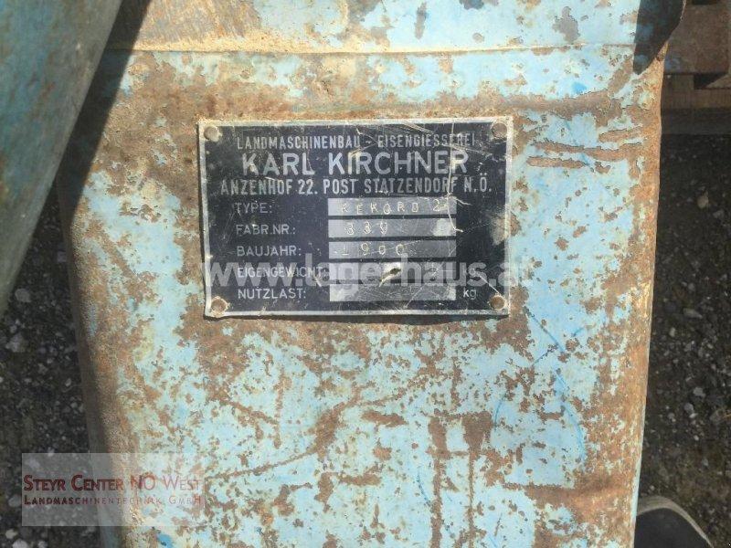 Gebläse des Typs Kirchner GETREIDEGEBLÄSE, Gebrauchtmaschine in Purgstall (Bild 5)