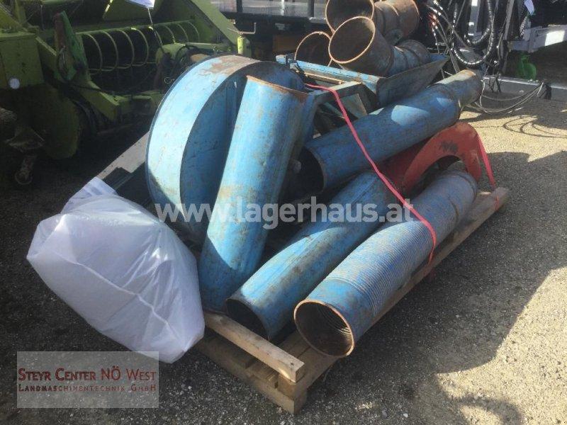 Gebläse des Typs Kirchner GETREIDEGEBLÄSE, Gebrauchtmaschine in Purgstall (Bild 1)