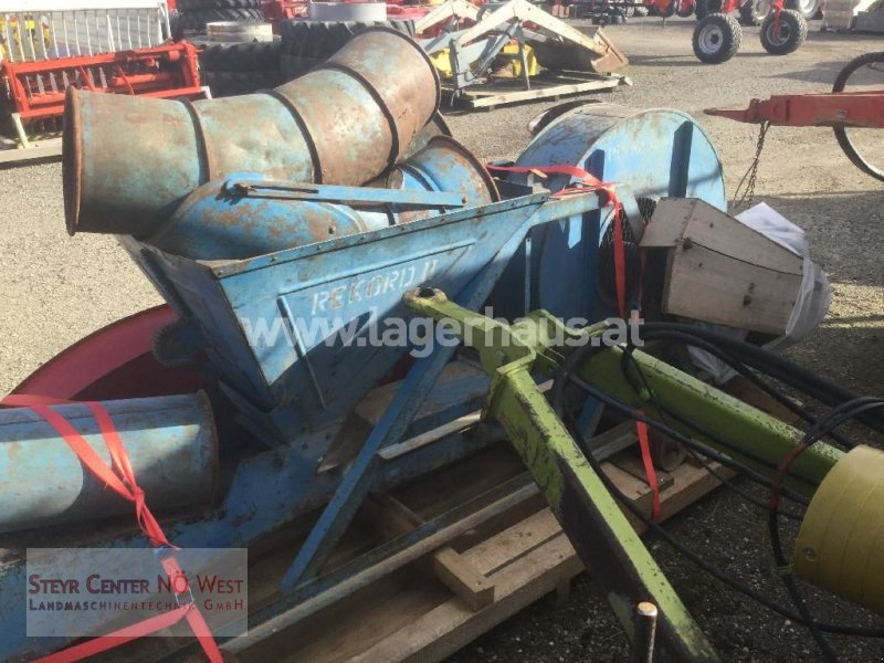 Gebläse des Typs Kirchner GETREIDEGEBLÄSE, Gebrauchtmaschine in Purgstall (Bild 4)