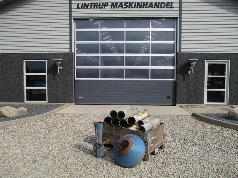 Gebläse типа Kongskilde DIV MANGE BØJNINGER & RØR., Gebrauchtmaschine в Lintrup (Фотография 1)