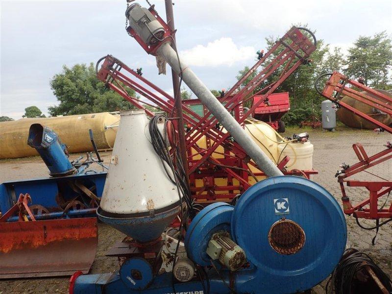 Gebläse типа Kongskilde TRL 75 m. cellesluse og asp. og snegl, Gebrauchtmaschine в Egtved (Фотография 1)