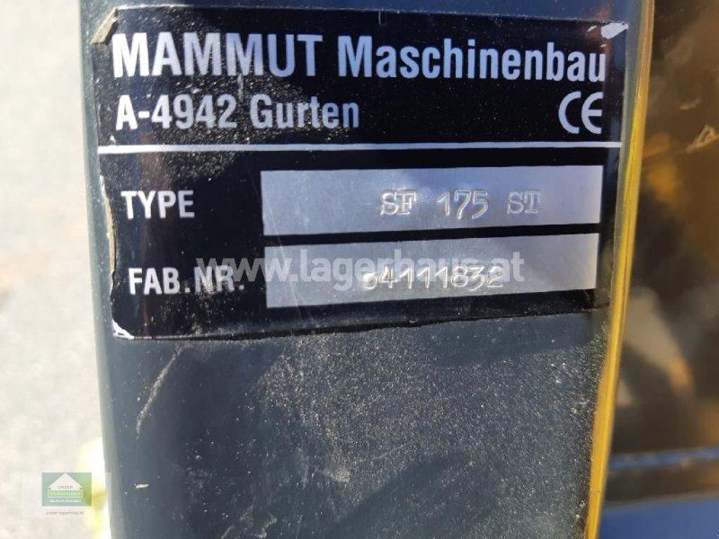 Gebläse des Typs Mammut SF 175 ST, Gebrauchtmaschine in Klagenfurt (Bild 4)