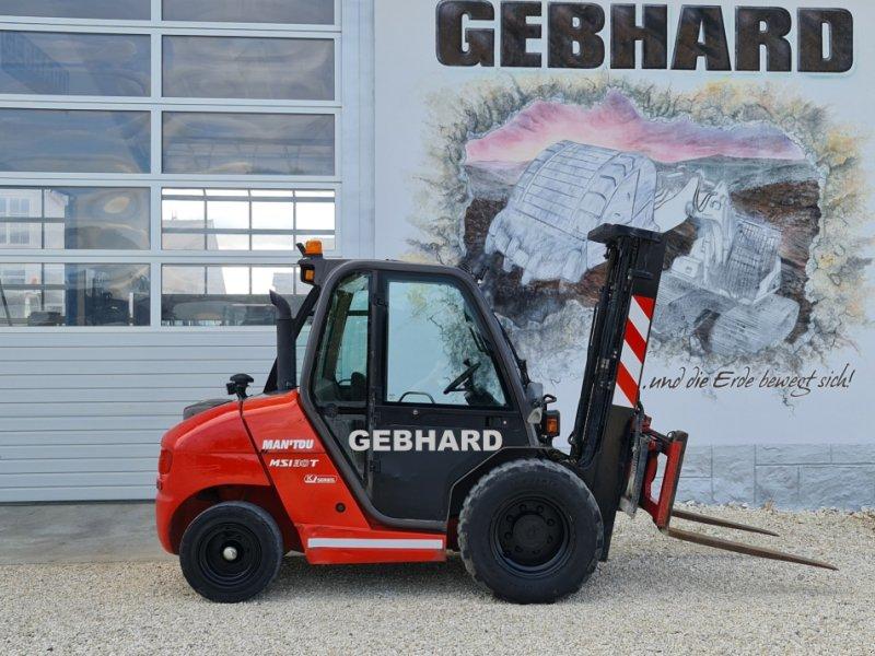 Geländestapler des Typs Manitou Geländestapler MSI 30T mit Triplexmast und Drehgerät Dieselstapler Frontstapler Manitou, Gebrauchtmaschine in Großschönbrunn (Bild 1)