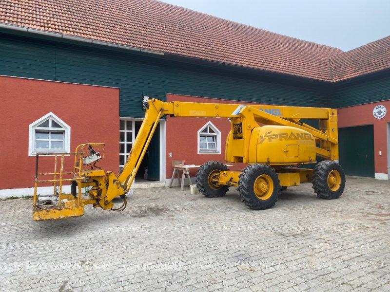 Gelenkteleskopbühne des Typs Haulotte HA 20 PX Arbeitsbühne 20m Hebebühne Hubarbeitsbühne, Gebrauchtmaschine in Weilach (Bild 1)