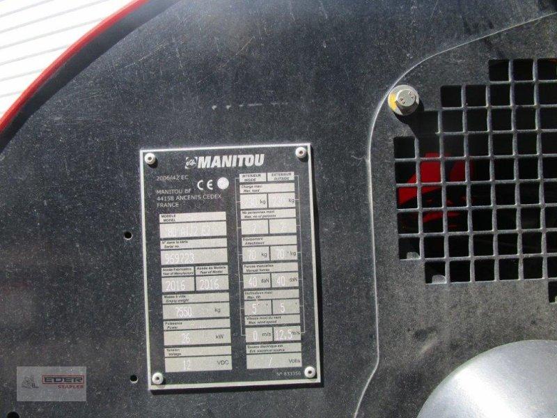 Gelenkteleskopbühne des Typs Manitou 180 ATJRC PA, Gebrauchtmaschine in Tuntenhausen (Bild 4)