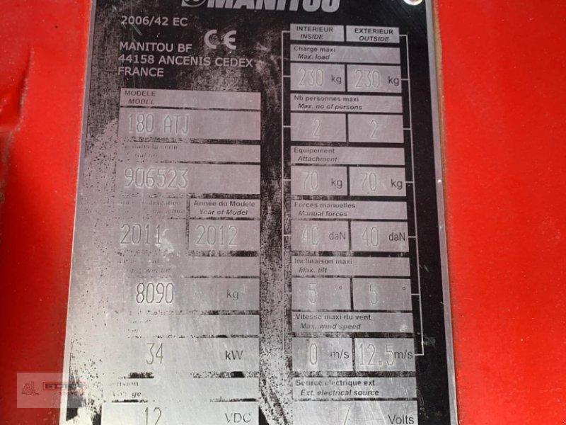 Gelenkteleskopbühne типа Manitou 180ATJ PA, Gebrauchtmaschine в Kunde (Фотография 15)