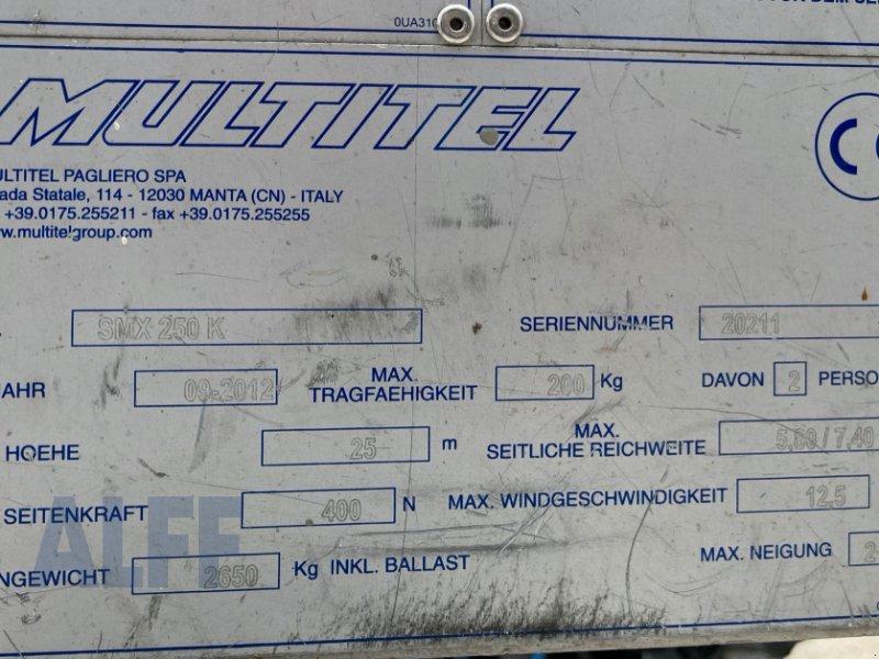 Gelenkteleskopbühne des Typs Multitel SMX 250, Gebrauchtmaschine in Bitburg-Flugplatz (Bild 3)