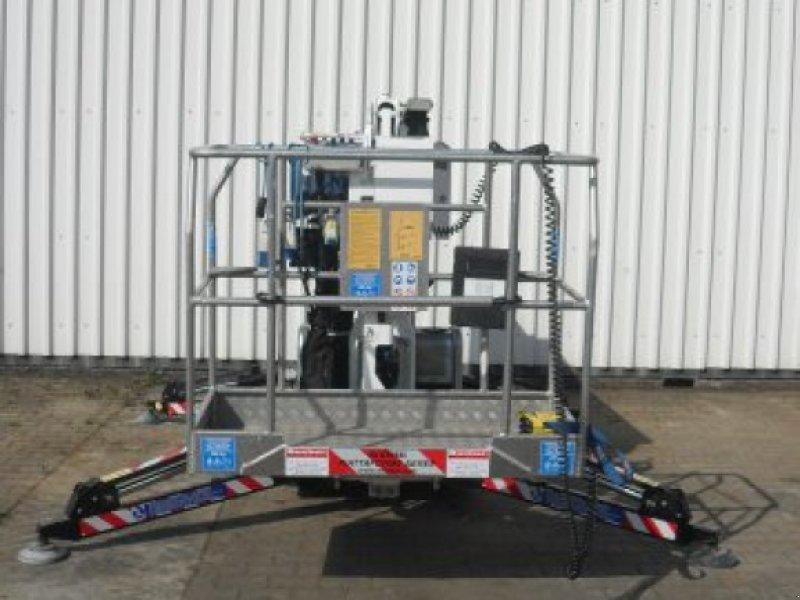 Gelenkteleskopbühne des Typs Oil & Steel Octopussy 1402 Classic, Gebrauchtmaschine in Obrigheim (Bild 2)
