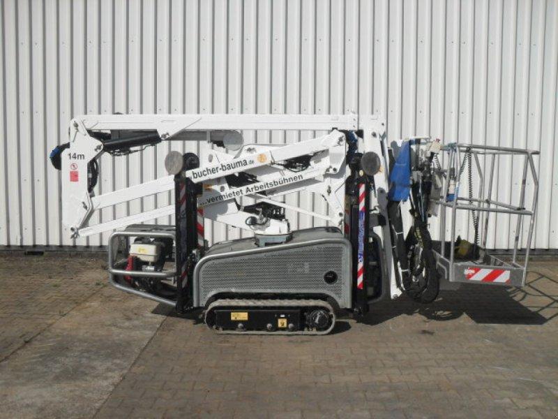 Gelenkteleskopbühne des Typs Oil & Steel Octopussy 1402 Classic, Gebrauchtmaschine in Obrigheim (Bild 8)