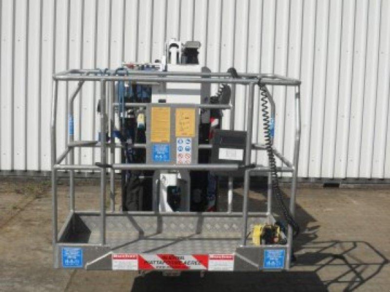 Gelenkteleskopbühne des Typs Oil & Steel Octopussy 1402 Classic, Gebrauchtmaschine in Obrigheim (Bild 9)