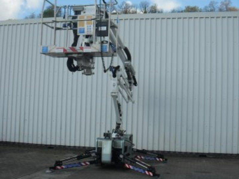 Gelenkteleskopbühne des Typs Oil & Steel Octopussy 1402 Classic, Gebrauchtmaschine in Obrigheim (Bild 11)