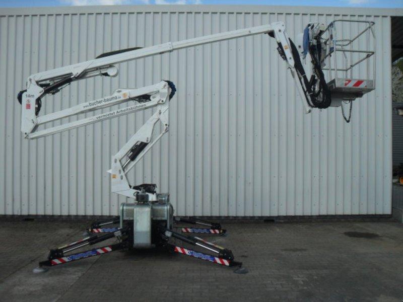 Gelenkteleskopbühne des Typs Oil & Steel Octopussy 1402 Classic, Gebrauchtmaschine in Obrigheim (Bild 12)