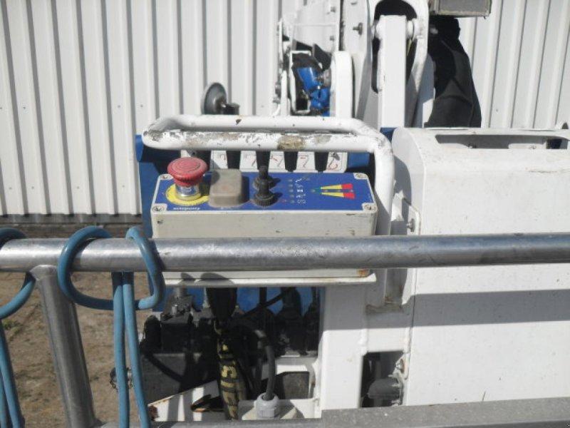 Gelenkteleskopbühne des Typs Oil & Steel Octopussy 1402 Classic, Gebrauchtmaschine in Obrigheim (Bild 4)