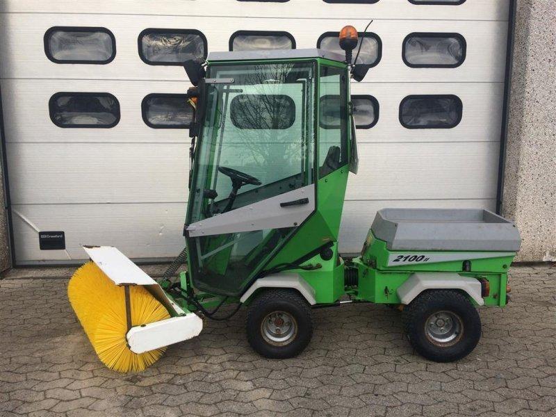 Geräteträger des Typs Egholm 2100-II vnr 835834-1, Gebrauchtmaschine in Helsinge (Bild 1)