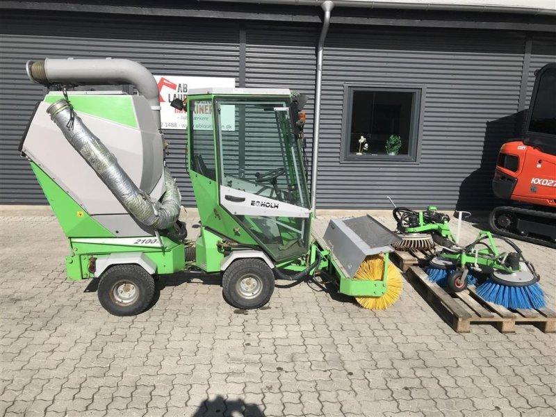 Geräteträger typu Egholm 2100 M/KABINE Med meget udstyr, Gebrauchtmaschine w Rønnede (Zdjęcie 1)