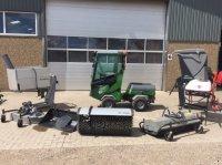 Egholm Park Ranger 2150 med hus og div udstyr Geräteträger