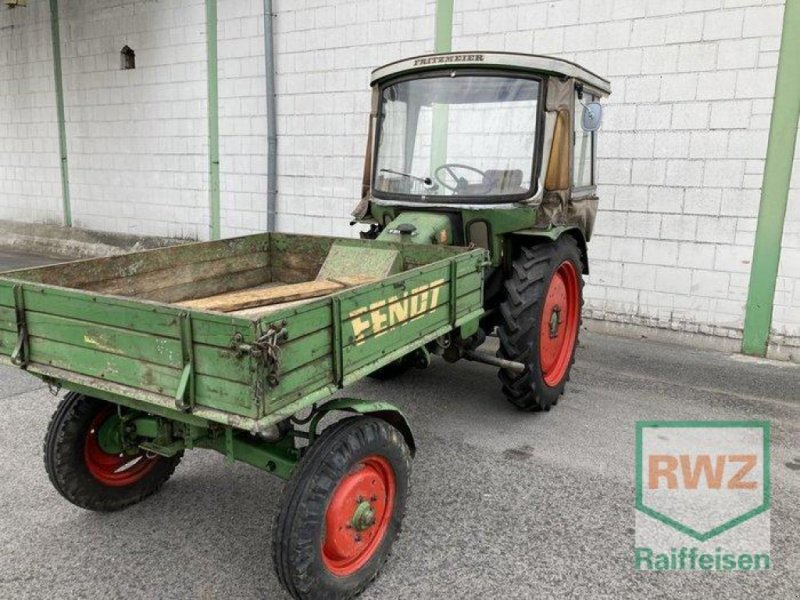 Geräteträger des Typs Fendt 231 GT, Gebrauchtmaschine in Lorsch (Bild 1)