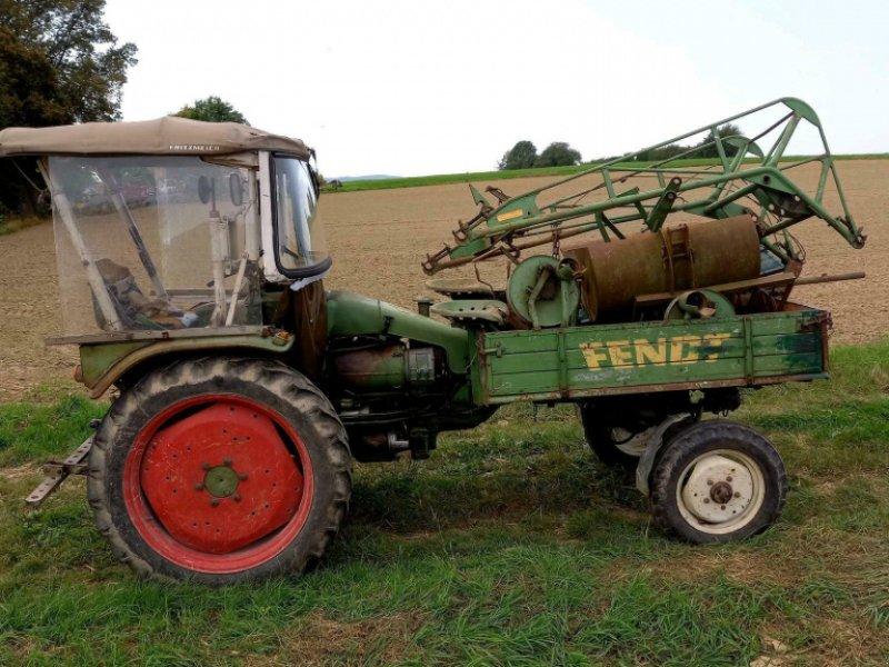 Geräteträger типа Fendt 231 GT, Gebrauchtmaschine в Reuth (Фотография 1)