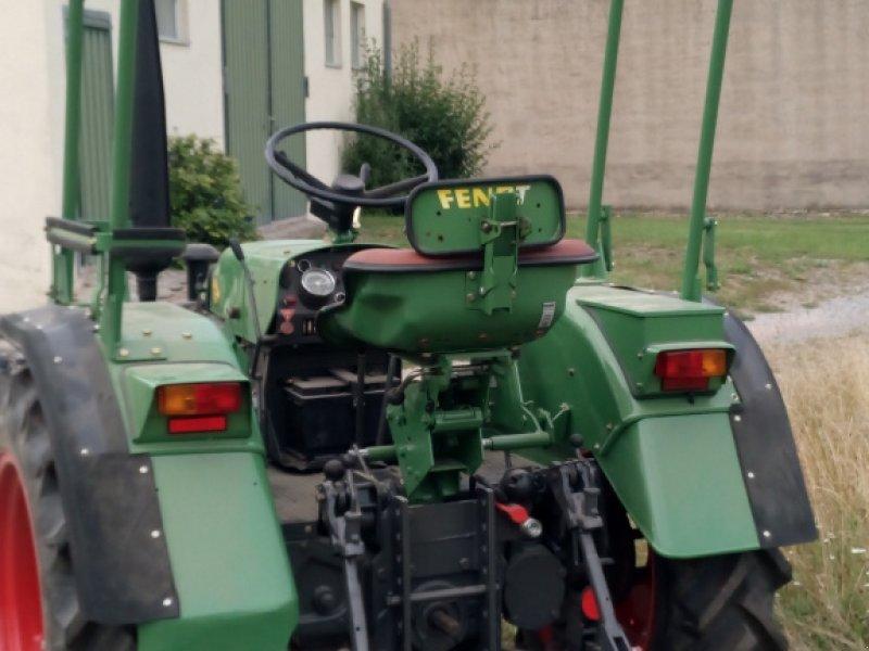 Geräteträger des Typs Fendt 231 GT, Gebrauchtmaschine in Scheinfeld (Bild 2)